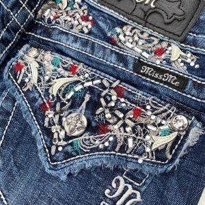 Miss Me Jeans - Miss Me Signature Bootcut Jeans 25
